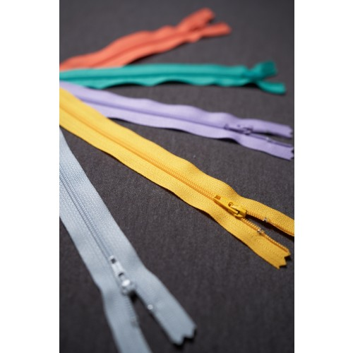 Zip spirálový (30 cm)