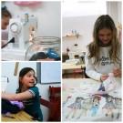 Šití pro mladší ročníky (od osmi let)